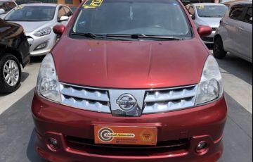 Nissan Livina SL 1.6 16V (flex)