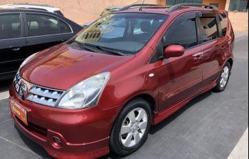 Nissan Livina SL 1.6 16V (flex) - Foto #2
