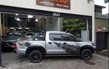 Toyota Hilux Srv 4x2 Cabine Dupla 2.7 16v - Foto #5
