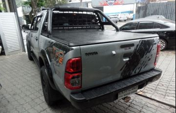 Toyota Hilux Srv 4x2 Cabine Dupla 2.7 16v - Foto #6