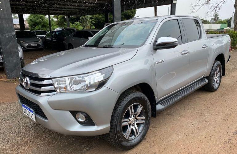 Toyota Hilux 2.8 TDI CD SRV 4x4 (Aut) - Foto #2