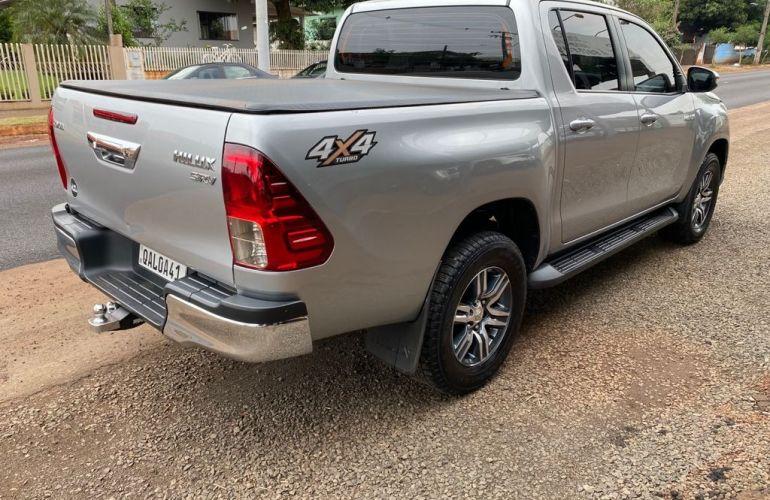 Toyota Hilux 2.8 TDI CD SRV 4x4 (Aut) - Foto #4