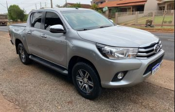 Toyota Hilux 2.8 TDI CD SRV 4x4 (Aut) - Foto #6