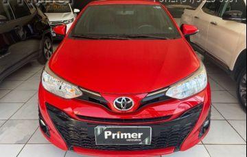 Toyota Yaris Xs 1.5 Flex 16V 5p - Foto #10