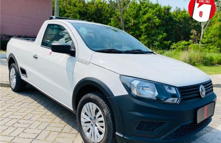 Volkswagen Saveiro 1.6 Msi Robust CS 8V Flex 2p Manual - Foto #3