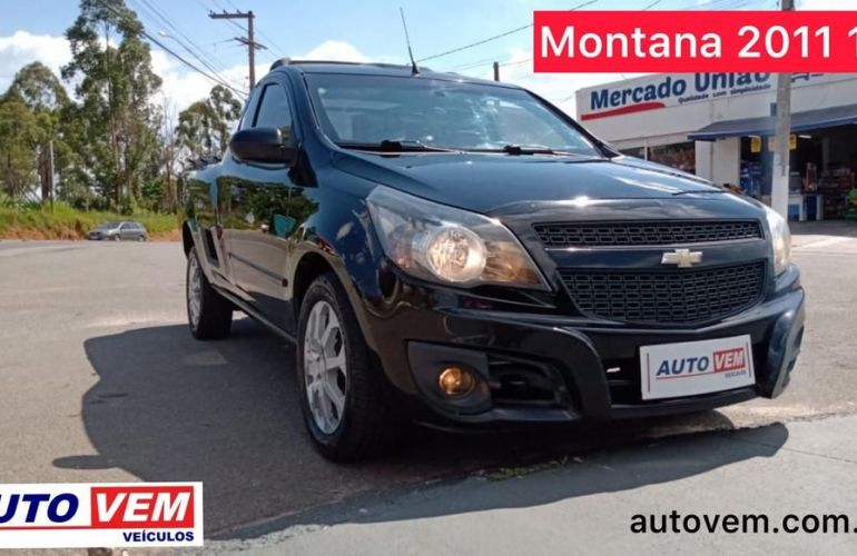 Chevrolet Montana 1.4 MPFi LS CS 8v - Foto #1