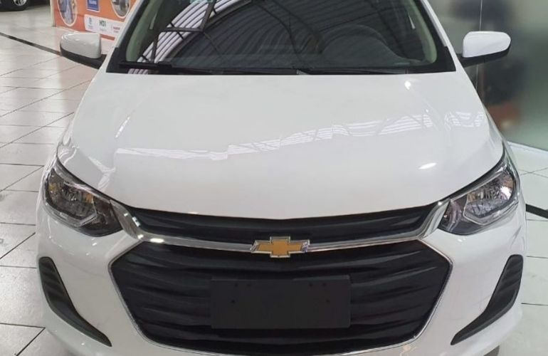 Chevrolet Onix 1.0 - Foto #10