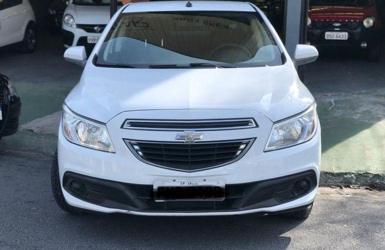 Chevrolet Prisma 1.0 MPFi LT 8v - Foto #2
