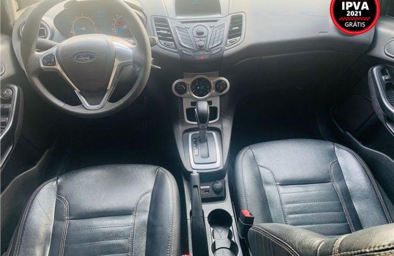 Ford Fiesta 1.6 SE Hatch 16V Flex 4p Powershift - Foto #2