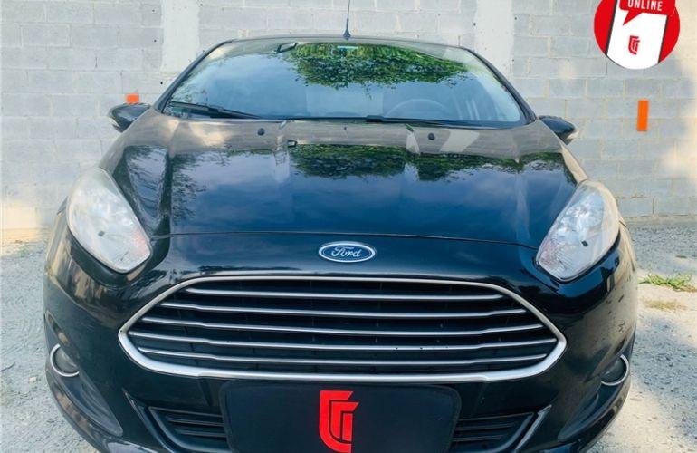 Ford Fiesta 1.6 SE Hatch 16V Flex 4p Powershift - Foto #3
