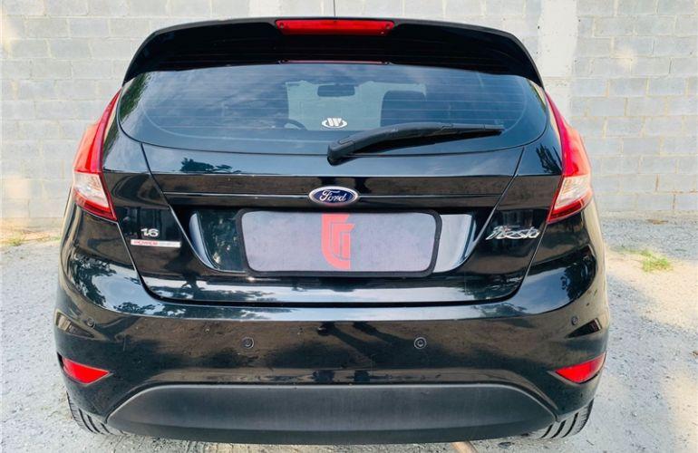Ford Fiesta 1.6 SE Hatch 16V Flex 4p Powershift - Foto #4
