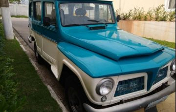 Ford Rural 2.8 4x4 6 Cilindros 12v - Foto #1