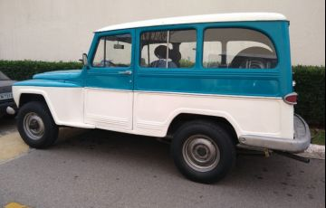 Ford Rural 2.8 4x4 6 Cilindros 12v - Foto #2