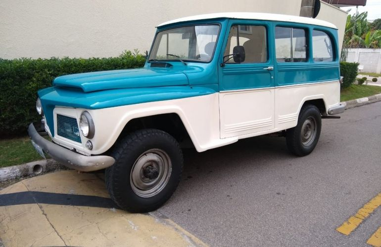 Ford Rural 2.8 4x4 6 Cilindros 12v - Foto #3