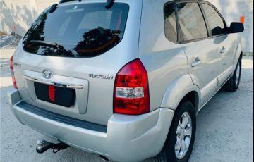 Hyundai Tucson 2.0 MPFi GLS 16V 143cv 2WD Flex 4p Automático - Foto #6