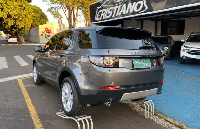 Land Rover Discovery Sport 2.0 16V Td4 Turbo Hse - Foto #7