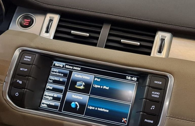 Land Rover Range Rover Evoque 2.0 Pure 4WD 16v - Foto #6
