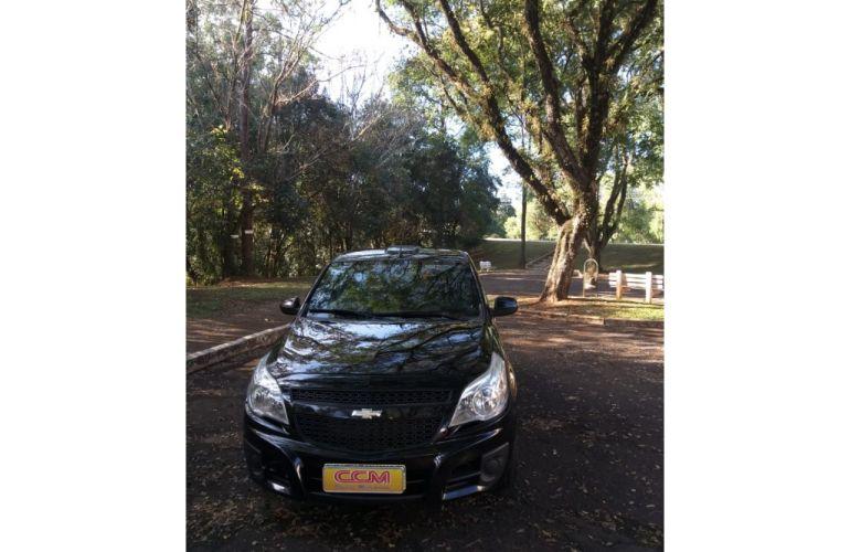 Chevrolet Montana LS 1.4 (Flex) - Foto #1