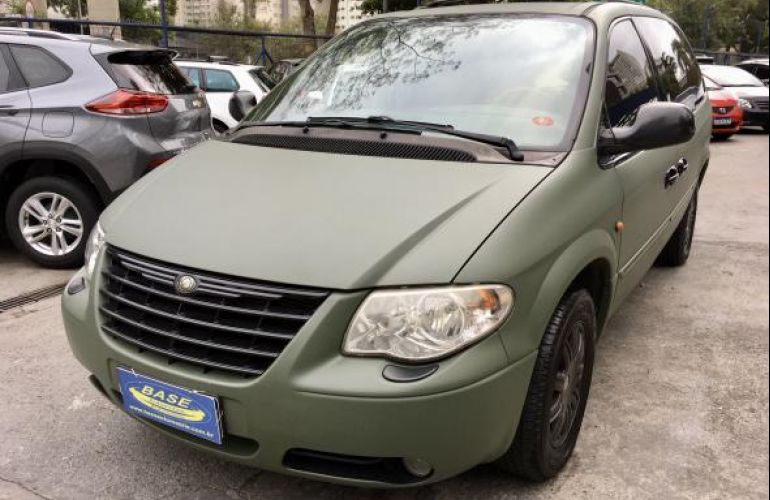 Chrysler Caravan Limited 3.3 V6 12v 182cv - Foto #2