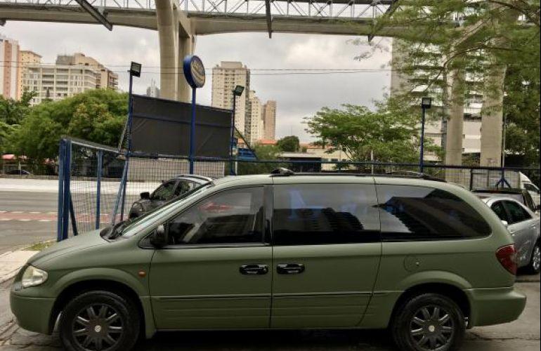 Chrysler Caravan Limited 3.3 V6 12v 182cv - Foto #3