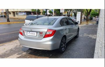 Honda Civic LXR 2.0 i-VTEC (Aut) (Flex) - Foto #6