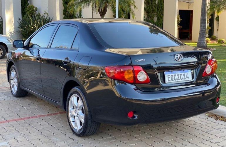 Toyota Corolla Sedan GLi 1.8 16V (flex) - Foto #3