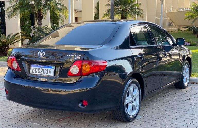 Toyota Corolla Sedan GLi 1.8 16V (flex) - Foto #6