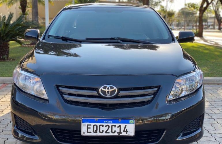 Toyota Corolla Sedan GLi 1.8 16V (flex) - Foto #8