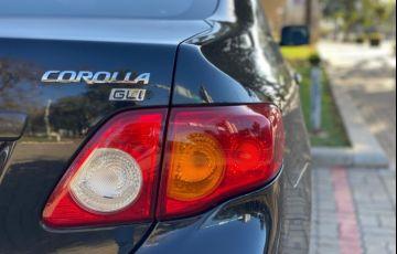 Toyota Corolla Sedan GLi 1.8 16V (flex) - Foto #10