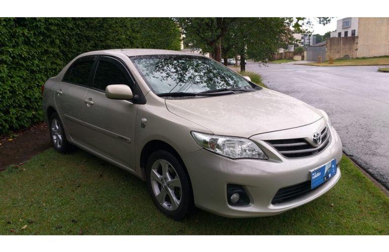 Toyota Corolla 1.8 GLi Multidrive - Foto #1