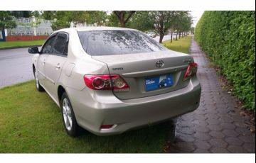 Toyota Corolla 1.8 GLi Multidrive - Foto #10