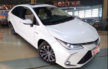 Toyota Corolla 1.8 Vvt-i Hybrid Altis - Foto #10