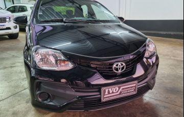 Toyota Etios 1.5 X Plus 16v - Foto #1