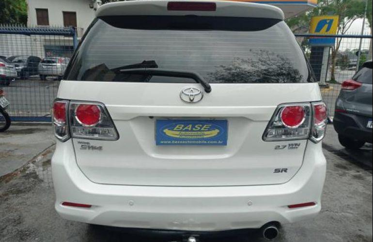 Toyota Sw4 Sr 4x2 2.7 2.7 Flex 16V Aut - Foto #5