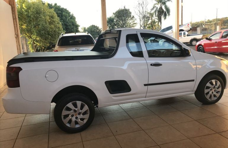 Chevrolet Montana 1.4 Econoflex LS - Foto #6