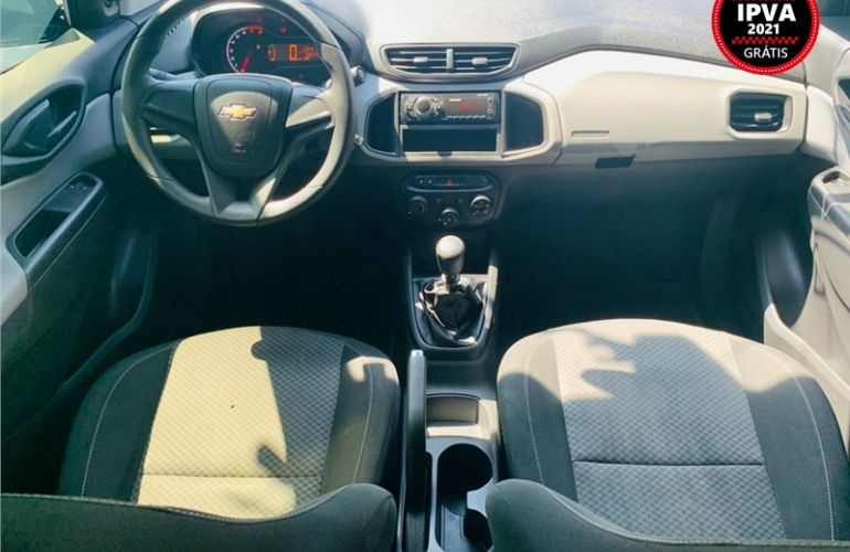 Chevrolet Prisma 1.0 MPFi Joy 8V Flex 4p Manual - Foto #2