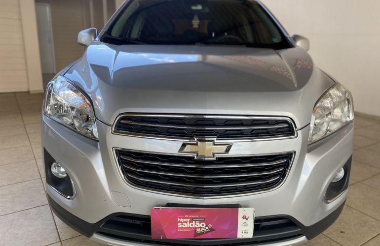 Chevrolet Tracker LT 1.8 16V Ecotec (Flex) (Aut) - Foto #1