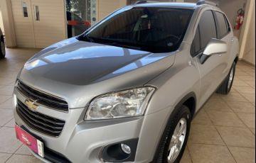 Chevrolet Tracker LT 1.8 16V Ecotec (Flex) (Aut) - Foto #2