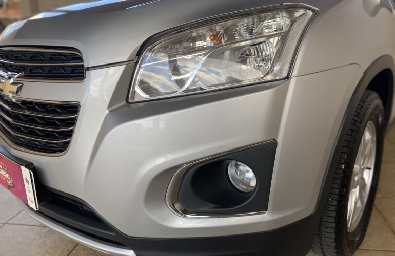 Chevrolet Tracker LT 1.8 16V Ecotec (Flex) (Aut) - Foto #3