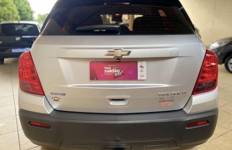 Chevrolet Tracker LT 1.8 16V Ecotec (Flex) (Aut) - Foto #5