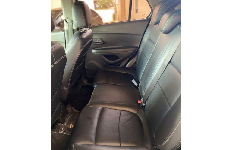Chevrolet Tracker LT 1.8 16V Ecotec (Flex) (Aut) - Foto #6