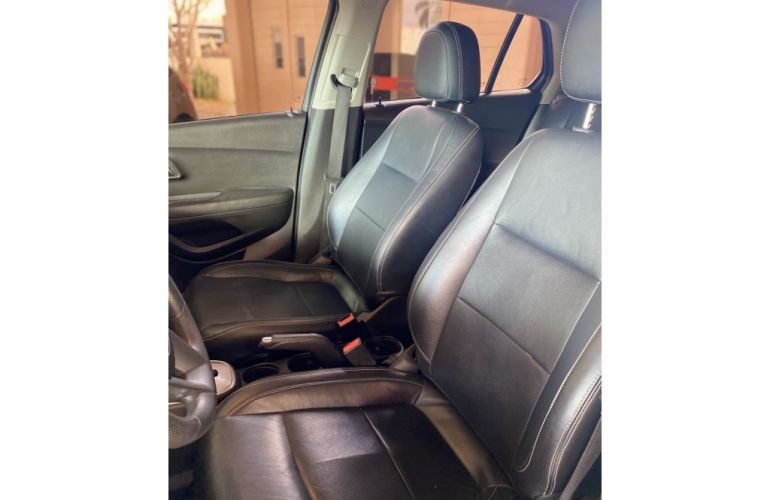 Chevrolet Tracker LT 1.8 16V Ecotec (Flex) (Aut) - Foto #7