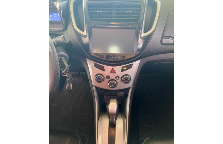 Chevrolet Tracker LT 1.8 16V Ecotec (Flex) (Aut) - Foto #9