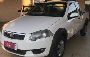 Fiat Strada Trekking 1.6 16V (Flex) (Cabine Estendida) - Foto #3