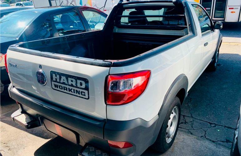 Fiat Strada 1.4 MPi Hard Working CE 8V Flex 2p Manual - Foto #4