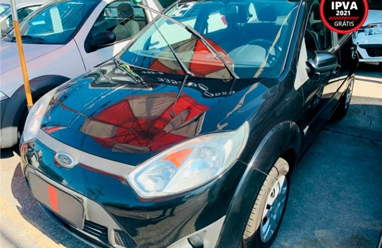 Ford Fiesta 1.6 MPi Sedan 8V Flex 4p Manual - Foto #1