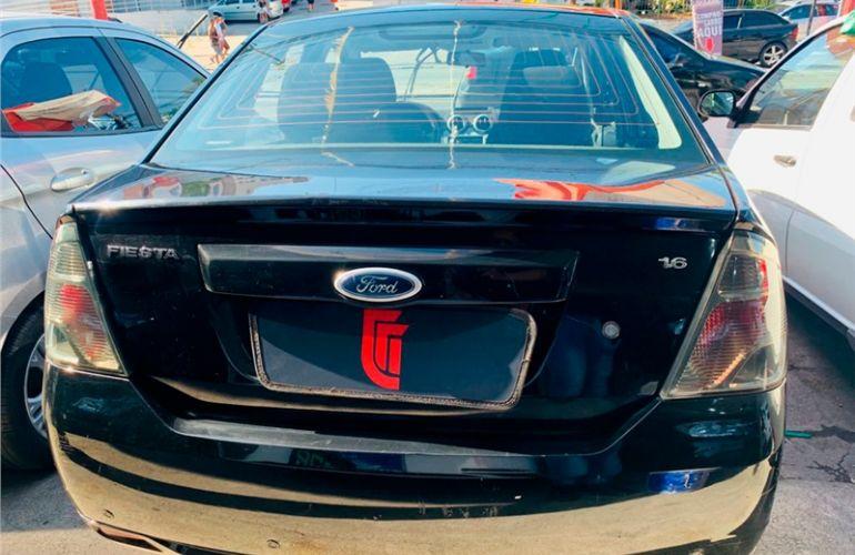Ford Fiesta 1.6 MPi Sedan 8V Flex 4p Manual - Foto #4