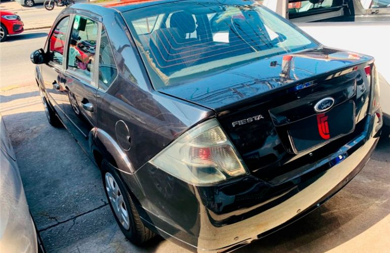 Ford Fiesta 1.6 MPi Sedan 8V Flex 4p Manual - Foto #6