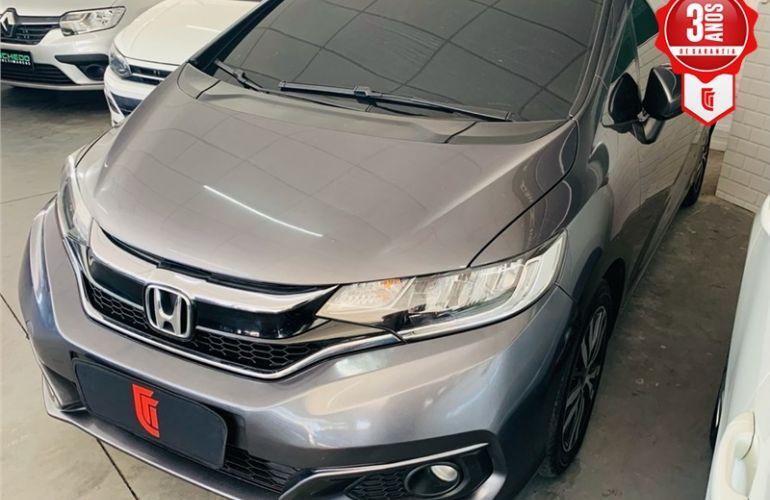 Honda Fit 1.5 EXL 16V Flex 4p Automático - Foto #1
