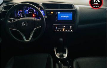 Honda Fit 1.5 EXL 16V Flex 4p Automático - Foto #2